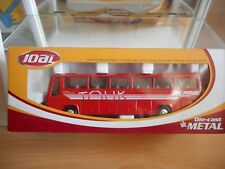 Joal Volvo Coach / Bus in Red on 1:50 in Box (Ref: 149)
