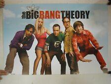 The Big Bang Theory Poster Sheldon Leonard Penny Raj Howard