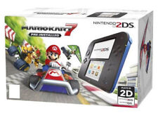 New Nintendo 2DS Mario Kart 7 2GB Black/Blue Console (PAL)