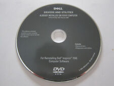 DELL Inspirion 1545 Drivers and Utilities For Reinstalling