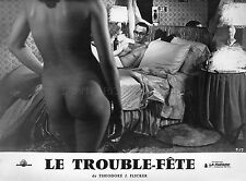 LE TROUBLE-FETE THEODORE J. FLICKER The Troublemaker 1964 2 VINTAGE PHOTOS
