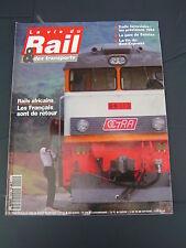 Vie du rail 1994 2440 SUD EXPRESS BENIN CAMEROUN MADAGASCAR CONGO COTE D'IVOIRE