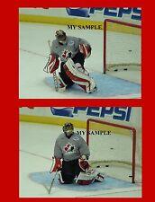"2 Roberto Luongo 2004 TEAM CANADA Florida Panthers Goalie Mask 8"" by 10"" Photos"