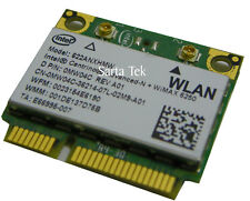 Dell Intel Centrino Advanced-N + WiMAX 6250 622ANXHMW a/g/n Dual PCIe Half MW04C