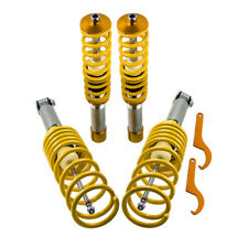 For BMW E39 5-SERIES Sedan 97-03 Street Lowering Coilovers Shocks Struts Yellow
