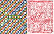 MAYA SEALS DOUBLE FACE - blotter art - psychedelic goa acid artwork