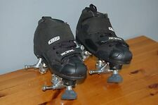 Crazy DBX 5 Neon Skates Package Size UK 7