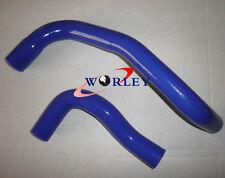 Silicone Radiator Hose Kit For Nissan Skyline GTS ECR33 R33 GTS-25T RB25DET Blue