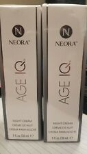 Neora Age IQ Night Cream 2 Bottles