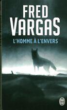 Livre Poche l'homme à l'envers Fred Vargas  Book
