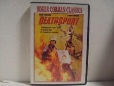 Deathsport (David Carradine, Claudia Jennings) (DVD, 2000) L N