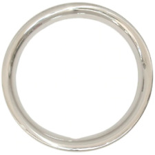 "14"" Stainless Steel Trim Ring Chrome Luster Beauty Ring"