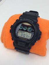 Casio G-Shock GW6900 Black Wristwatch Tough Solar Multi Band 6 -19126-399-016