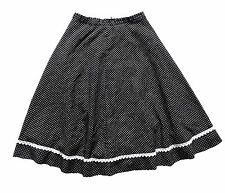 Rockabilly 1980s Vintage Skirts for Women