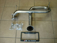 Toyota MR2 Spyder ZZW30 00-06 New Track Spec Straight Exhaust Systems from CHE