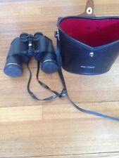 Asahi Pentax 12 x 50 binoculars in case. Made in Japan Vintage