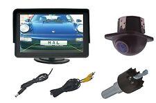 "Unterbau Rückfahrkamera & 4.3"" Monitor passend für BMW Fahrzeuge"