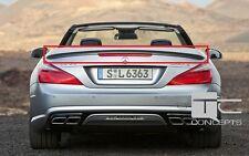 Mercedes Heckspoiler Abrisskante SL 350 SL 500 SL 63 SL 65 R231 AMG Lackiert