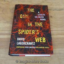 The Girl in the Spider's Web ~ Stieg Larsson's Millennium Series: Book 4 ~ HC