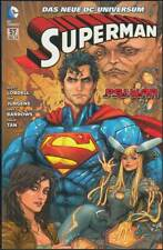 Superman Sonderband Band 57: PSI War (Panini 2014) Z 0-1