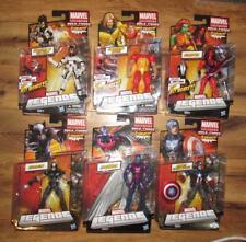 """Marvel Legends 6"""" figure Hit Monkey complete set Archangel Wolverine She Hulk"""