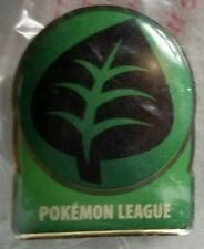 Nintendo Pokemon League TCG Grass Energy Pin 2008 Free Shipping
