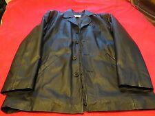 Men's size Large genuine 100% leather jacket by Fashion Element.