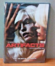 Artifacts    DVD    BRAND NEW