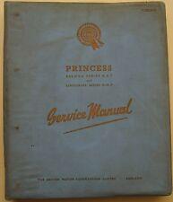 Austin princess DS7 & DM7 berline & limousine original service manual (atelier)