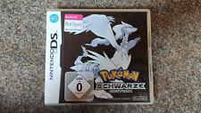 Pokémon Schwarze Edition Nintendo DS mit seltenen Pokemon sehr guter Zustand
