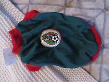 Team Mexico New Pet Clothing Super Cute For Small Dogs