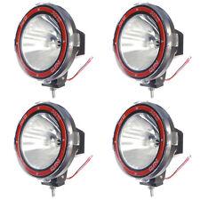 4pcs 7 Inches 4x4 Off Road 6000k 55w Xenon Hid Fog Lamp Light Spot 4pcs