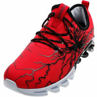 Fashion Athletic Men's Sneakers Sport Shoes Casual Breathable Running Walking