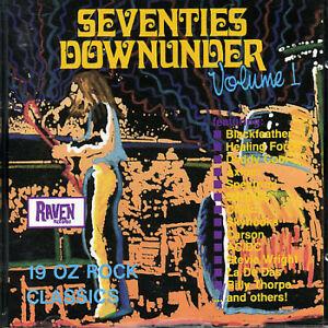 Various Artists Seventies Downunder Volume 1 [Australian Rock Compilation]
