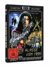 la clase von 1999 Class of STACY KEACH MARK L. LESTER Malcolm McDowell DVD