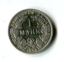 1 Mark Deutsches Reich Kaiserreich 1915 A Silber M_1079
