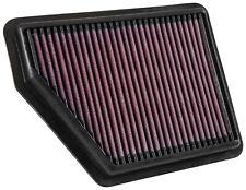 K&N Filters 33-5045 Air Filter Fits 2016-2018 Honda Civic 2.0L