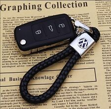 VW Volkswagen Key Ring Key Metal Car Key Holder Passat, Bora, Jetta, Transporter