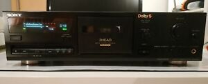 Sony TC K 511S piastra cassette deck - Dolby S B C HxPro - Dolby S tapedeck