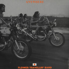 Flower Travellin' Band - Anywhere - Vinyl LP-re-release