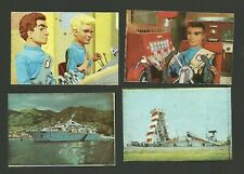 Thunderbirds Gerry Anderson Scarce 1967 Spanish Cards Lot T