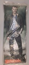 """CW'S SUPERNATURAL 2 SIDED BODY PILLOW SAM & DEAN WINCHESTER LICENSED 42"""" X 16"""""""
