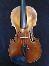 Sehr alte Meistergeige.Old Violin Gennaro Fabricatore Anno 1829 Napoli