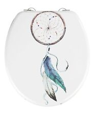 Wenko Dreamcatcher Printed Toilet Seat