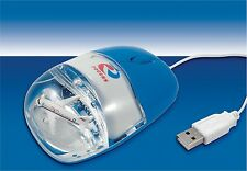 Rossiya Russian Airlines - Aqua Mini Optical Mouse