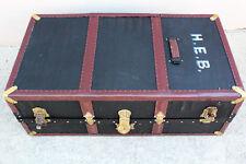 Vintage travel wardrobe steamer trunk. Circa 1920-1930. Pick up Beaconsfield WA