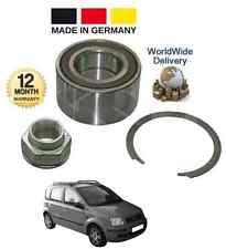 Für Fiat Panda 169 2002>0.9 1.2 1.3 1.6 1.9 Neu 1X VA Radlagersatz