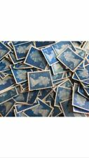 12 2nd Class Security Stamps Unfranked OFF PAPER