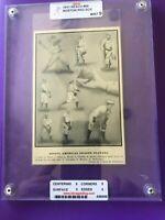 1911 Reach Vintage T-206 Era Slabbed/Graded Mint 9 Hooper Red Sox HOF