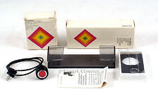 Close Up Lens, Flash Diffuser & Remote Shutter Button for Polaroid SX-70 Cameras
